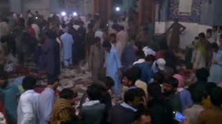 H10 suicide bomb pakistan