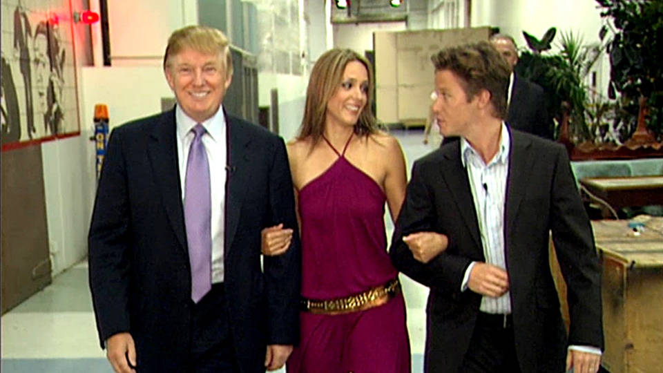 H billy bush trump