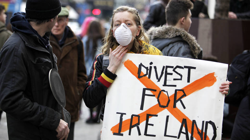 H9 ireland fossil fuel divestment