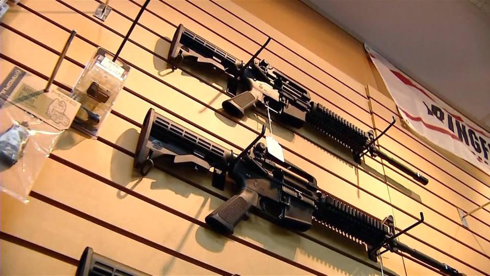 H8 guns
