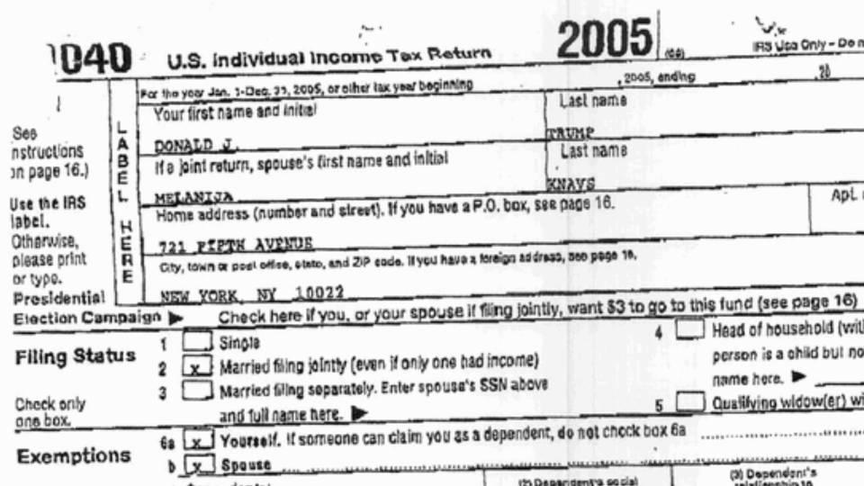 H15 democrats subpoena trump tax returns
