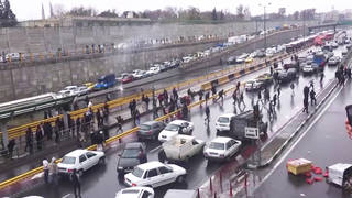 H5 iran continues blackout after violent repression protests
