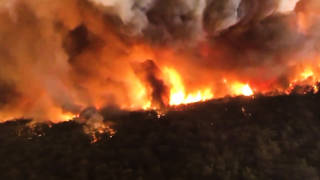H5 wildfires rage australia india suffered hottest decade on record