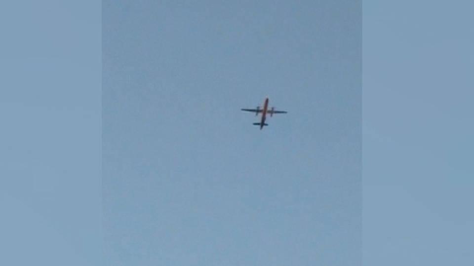 H11 seattle plane