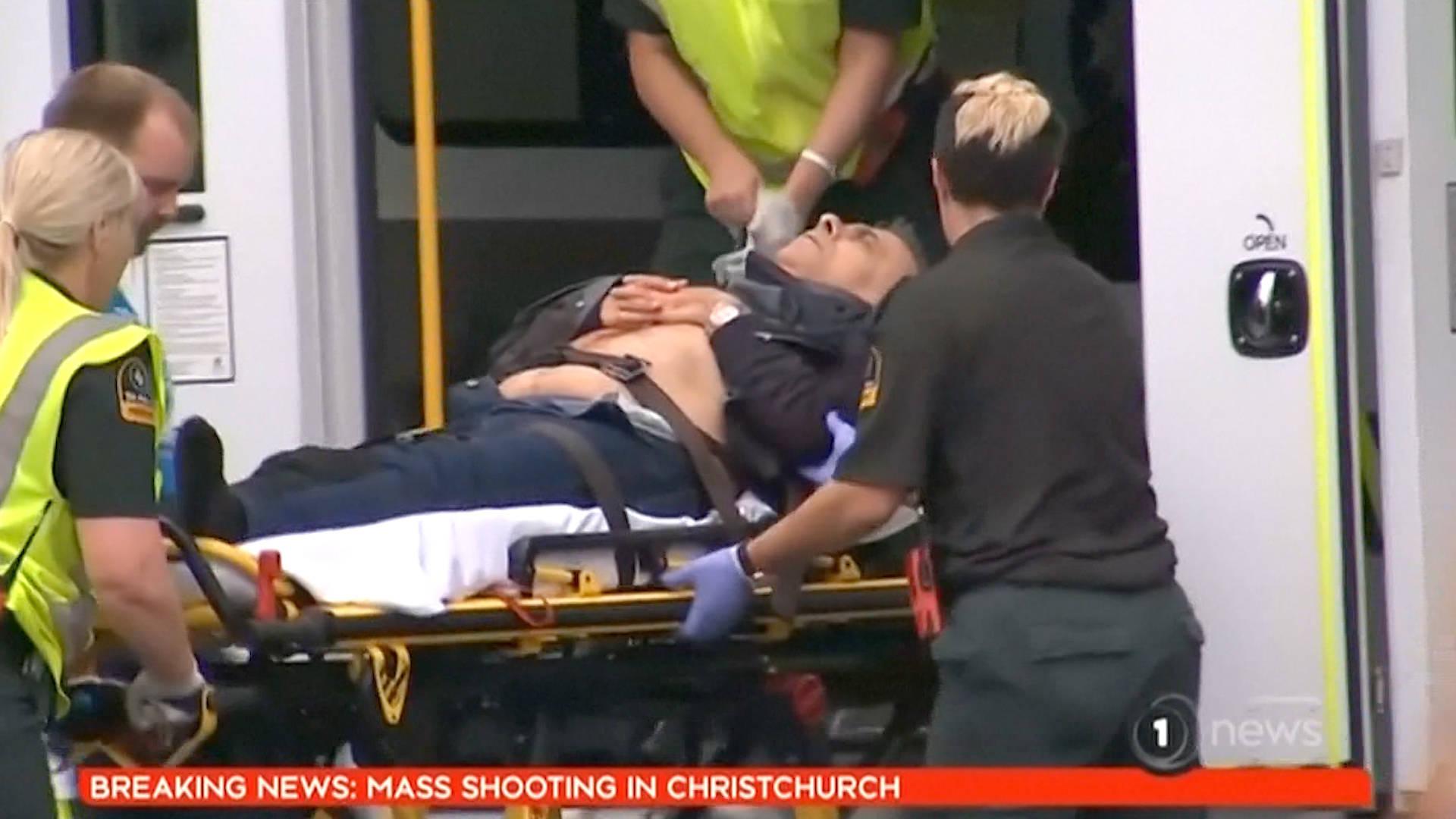Nz Shooting Mosque Hd: 49 Dead As Far-Right Shooter Opens Fire On New Zealand
