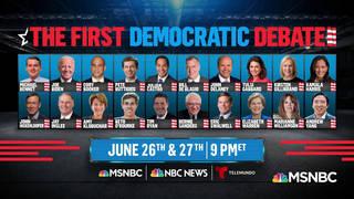 H msnbc dnc first debate