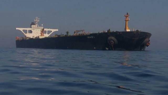 Hl3 iran tanker