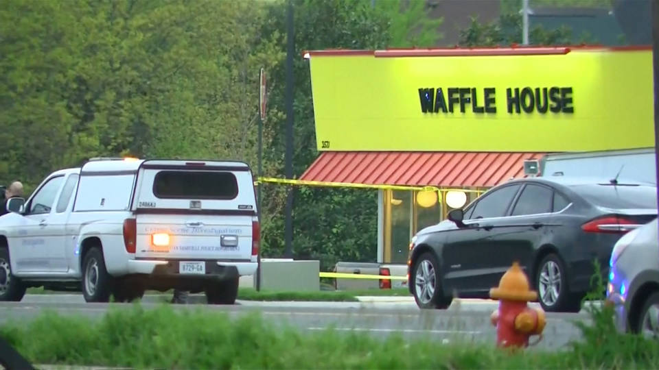 H3 tennessee wafflehouse shooting2