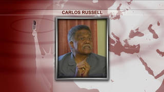 H11 carlos russell obit