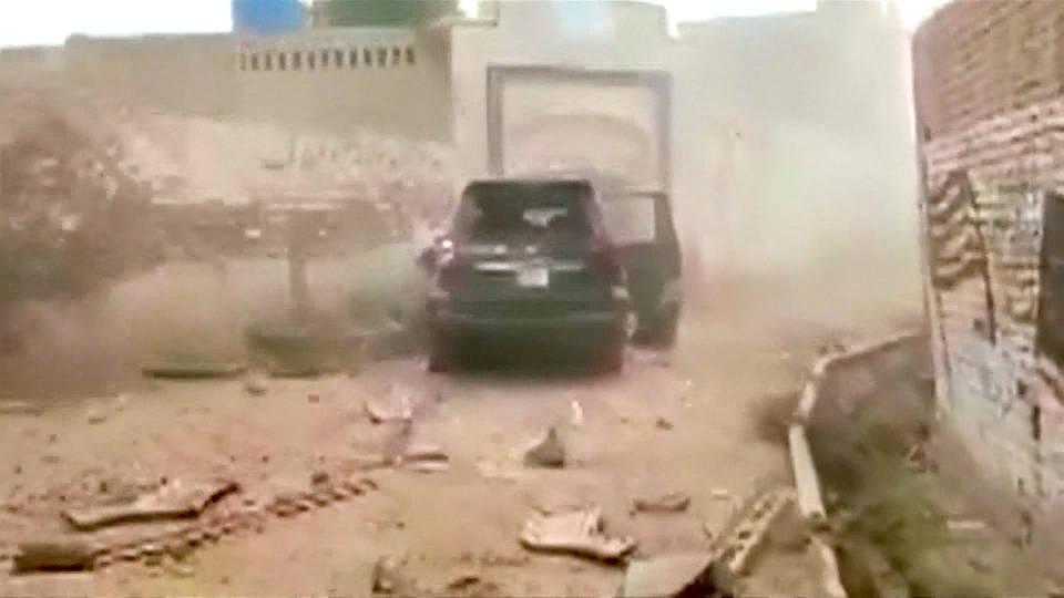 H3 pakistan suicide attack