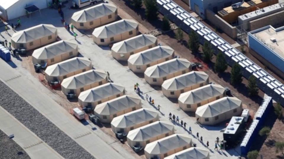 H7 tent camp