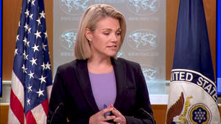 H11 heather nauert not un