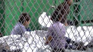 H6 detained migrant children denied food water sanitation el paso texas