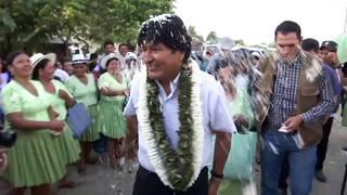 H3 bolivia evo morales elections fourth term runoff carlos mesa incumbent