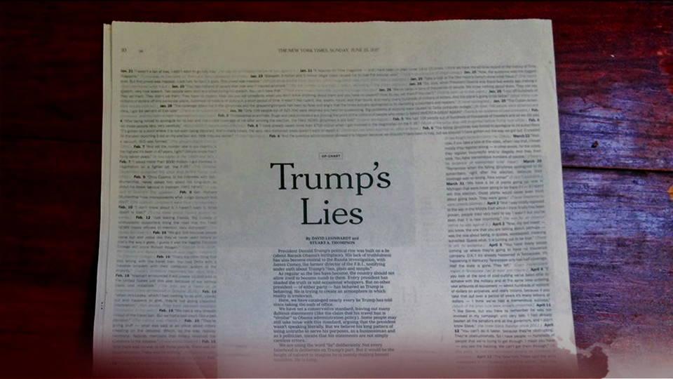 H3 nyt trump lies