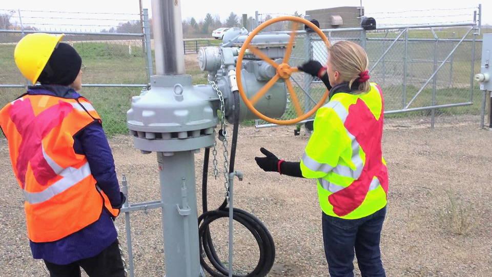 h18 pipeline protest