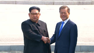 H1 koreas peace talks