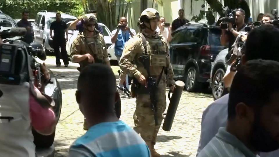 H13 brazil military