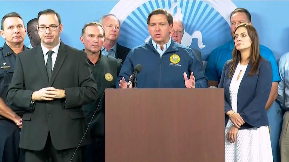 H1 florida state emergency hurricane dorian