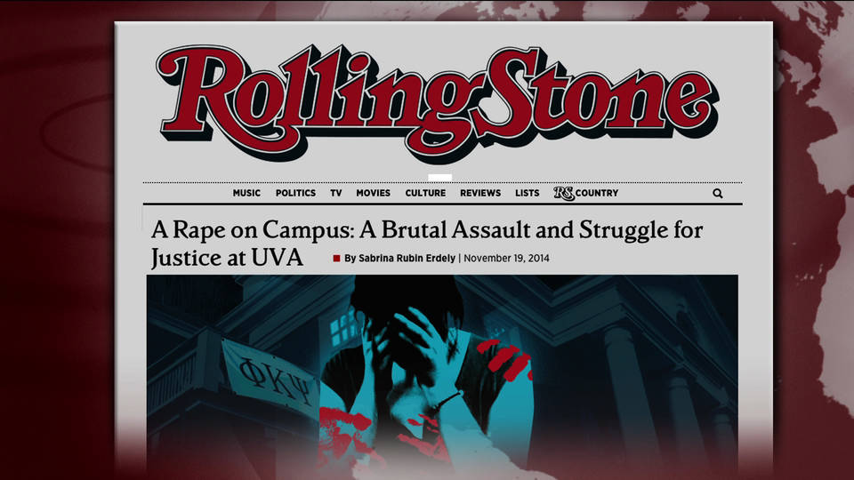Rolling stone uva