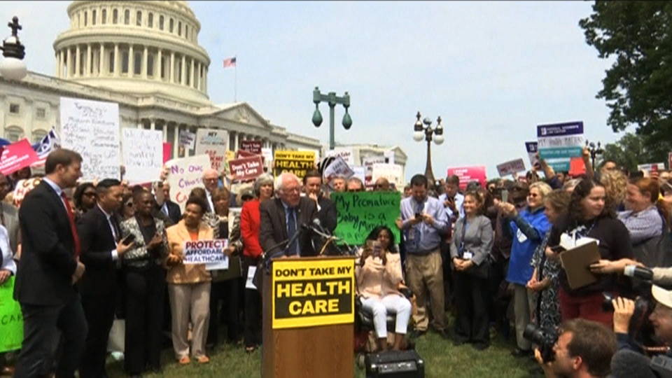 Bernie healthcare