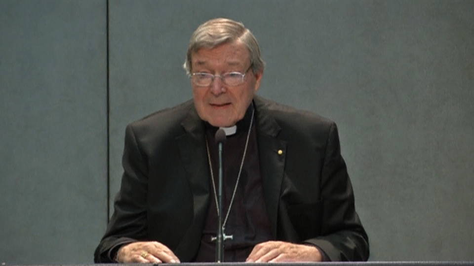 H12 cardinal pell sexual abuse charge