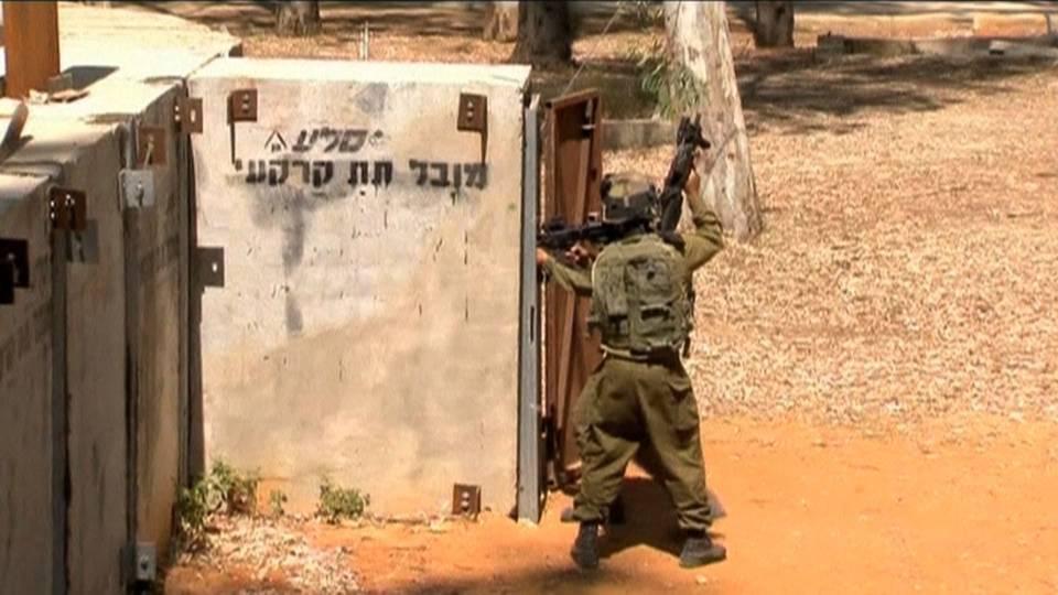 H10 israeli soldiers