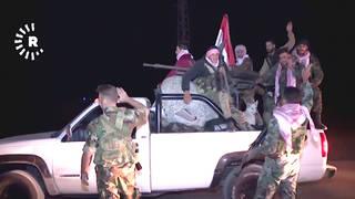 H1 syrian troops turkey border kurds assad deal