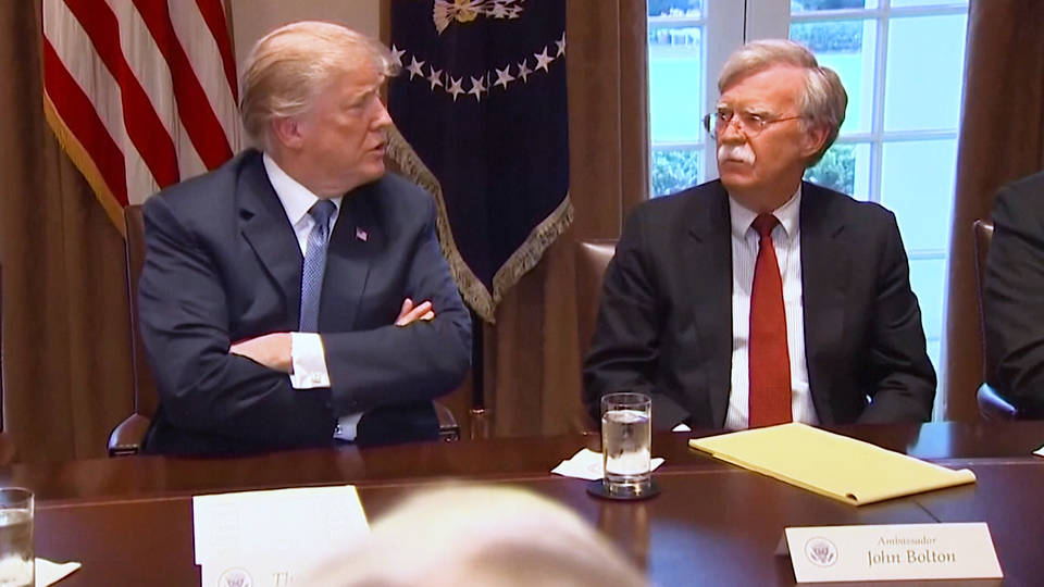 H1 john bolton willing to testify in senate impeachment trial donald trump mitch mcconnell