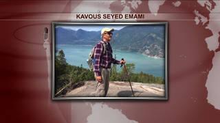 h16 environmentalist dead in iranian jail