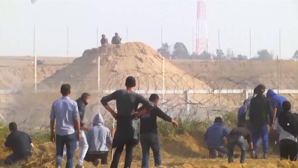 H3 gaza idf kill unarmed palestinians