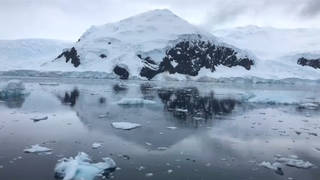 H19 plastic pollution in remote antarctic areas