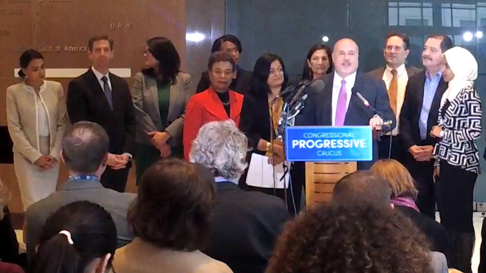 H5 progressive caucus