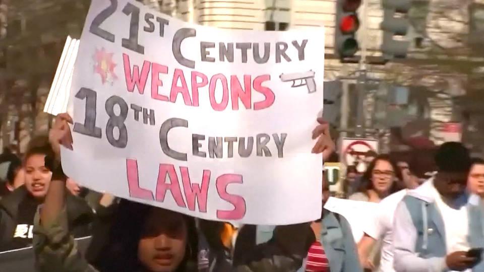 H4 dc gun protest