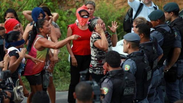 H10 brazil riot