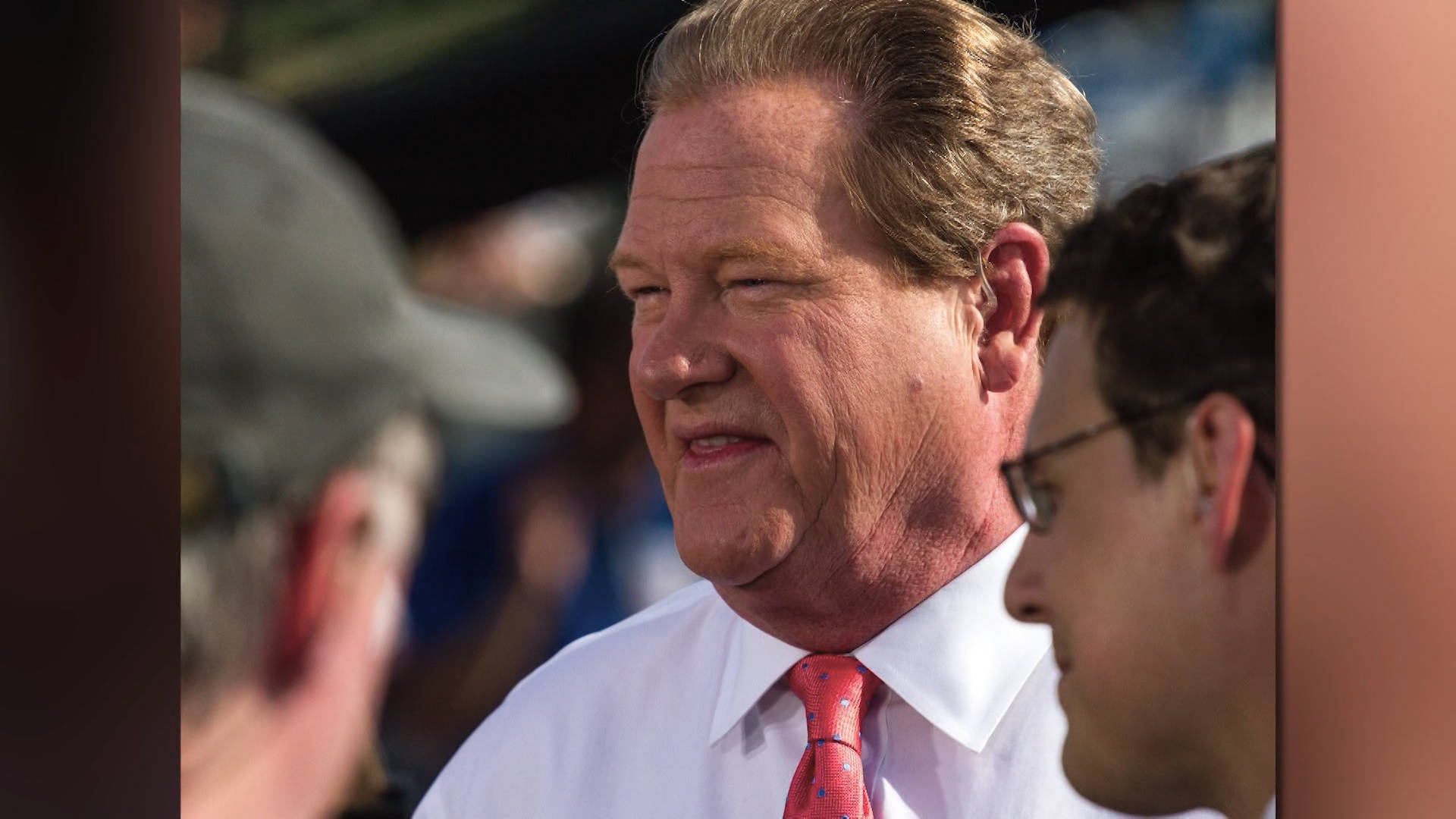 Ed Schultz, Longtime Liberal TV News Host, Dies at 64