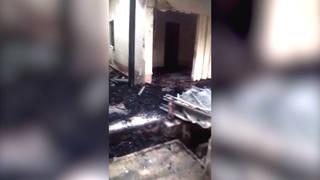 H9 cameroon hospital fire