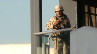 H3 armed border troops