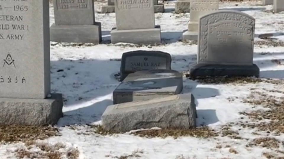 H14 rochester jewish cemetery