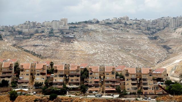H11 israel settlements
