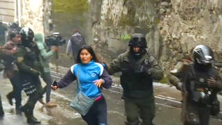 H10 bolivia protests