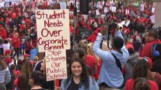 H8 teacher strike