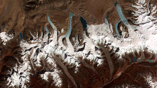 H17 climate change reduce himalayan glaciers