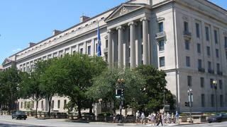 H us department of justice headquarters dc