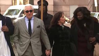 H4 roger stone trump advisor guilty witness tampering false statements mueller investigation