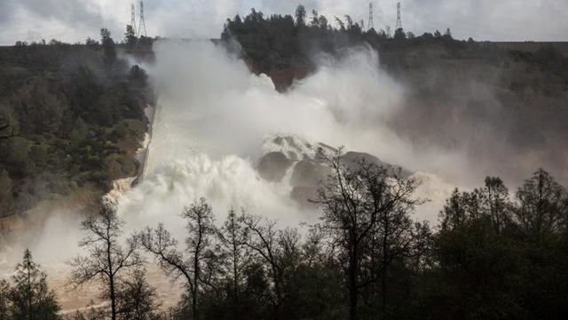 H13 oroville dam