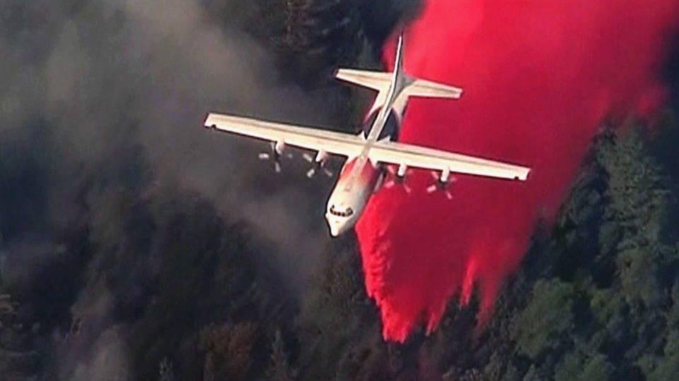 h13 california wildfire