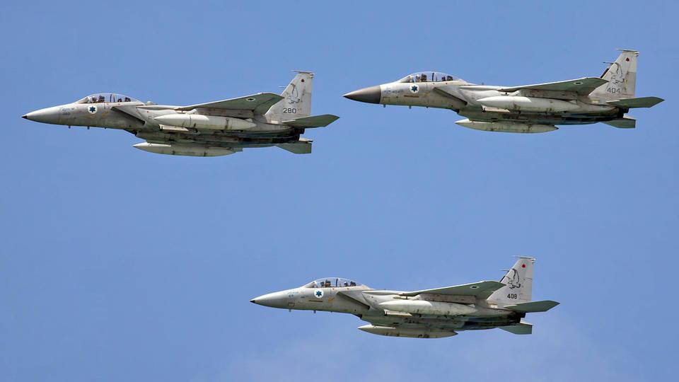 H1 israel bombs syria