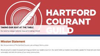 H13 hartford journalists unionize