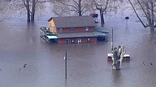 H3 missouri river flooding
